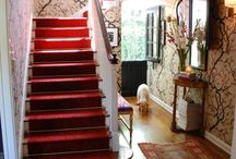 Red In the Home