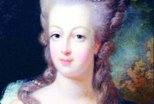 French hair / Follow me on writersideoflife.com for all things 18th century France