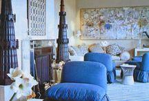 A Peek Inside Celebrity Homes