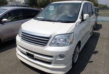 Toyota Noah 2007 White - Buy A good car for family and business / Refer:Ninki25209 Make:Toyota Model:Noah Year:2007 Displacement:2000 CC Steering:RHD Transmission:AT Color:Pearl FOB Price:7,000 USD Fuel:Gasoline Seats  Exterior Color:Pearl Interior Color:Gray Mileage:97,000 Km Chasis NO:AZR60-3104793 Drive type  Car type:Wagons and Coaches