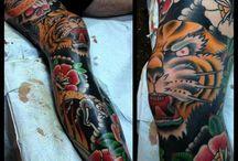 Japanese tatts