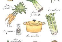 illust for cookbook