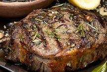 Steaks / by Tiffany Batiste