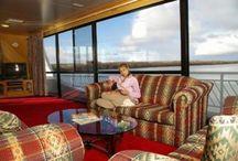 Houseboat Mooring / Houseboat Mooring