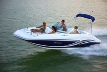 Hurricane Sundeck Sterndrive Models / When you're looking for a family boat - look no further than HURRICANE! Our boats play hard and perform well, trip after trip, year after year, no matter what adventure you have in mind. Hurricane's SunDeck, SunDeck Sport and FunDeck lines have you covered! #hurricaneboats #NGG #Nautic Global Group #nauticglobalgroup #Ilovemyboat / by Hurricane Boats