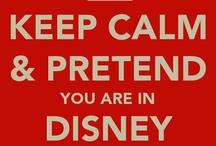 Keep Calm & Disney