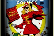 Superwomen of the Golden Age - Trading Card Series