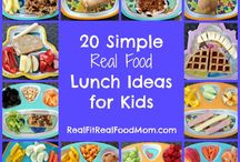 Toddler/child's food recipes