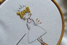 Cross Stitch and Embroidery / by Dolores Aviles