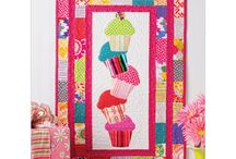 Wall Hangings / Quilted Wall Art