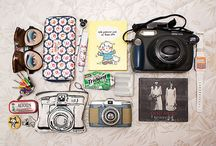 What's In Your Bag? / by Jessica Wilson