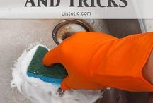 Tips and tricks, Spring Cleaning!  / by Krystal Plummer