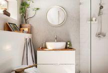 Bathroom in Urheilukatu
