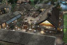 Farmhäuser