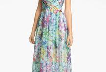 vestidos longos, confortáveis e elegantes.
