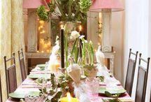 A Pink and Yellow Christmas