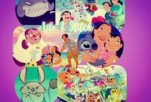LILO & STITCH (my collection) / ©LauryRow. / https://www.facebook.com/pg/Disneycollecbell%20/photos/?tab=album&album_id=604787992936228