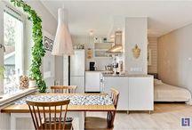 Small swedish apartman