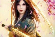 Espadas de samurai