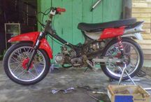 iwan / Honda Astrea Legenda