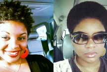 Natural Afro Hair That I Love