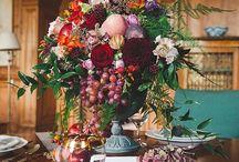 Victoria Christmas arrangements