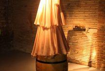 Juan Duyos - El día de la moda / El día de la moda en Bodegas Franco Españolas con el diseñador Juan Duyos