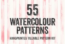 Creative Market Patterns And Goodies