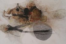 SOFT COLOURED ART & EARTH COLOURED ART