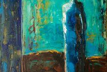 figures / Το ανθρώπινο σώμα στην σύγχρονη ζωγραφική τέχνη