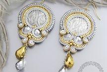 Egyptians earrings