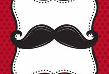 Moustache Madness Party