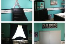 My bedroom  / Paris