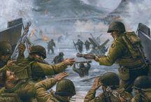 ww2 U.S. Infantry