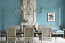 Creating a Home - Dining Room