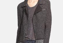 fall jacket / by Junaida Yaacub Jacobsen