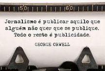 Journalism / Do mundo à vida cotidiana!