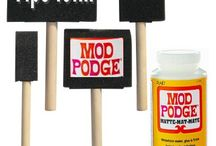 Everything Mod Podge