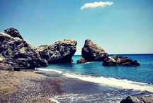 beaches of Heraklion