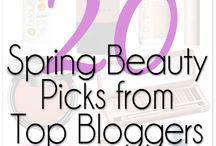 Spring Beauty / #Sponsored by Rimmel #MoistureRenew