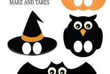 Хеллоуинские идеи