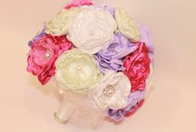 Bridal bouquet / Bridal bouquet hand made