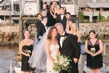Brook + Sam, NEW ENGLAND YACHT CLUB WEDDING / Yacht club wedding, sea side wedding, New England wedding