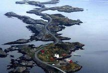 Noorwegen, wat een pracht land! / De prachtige plaatsen in Noorwegen die ik bezocht heb tijdens mijn 2 vakanties
