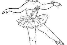 balerin kız