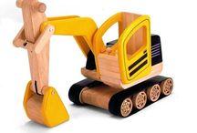 giocattoli trattori