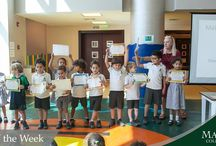 Stars of the Week / Well done to our Stars of The Week! They have been commended for their hard work and good behavior over the past week – keep it up everybody. #MCE #Malvern_College_Egypt #Star_of_the_week #School