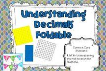 Life of Fred Decimals & Percents Resources