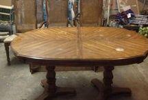 DIY Wood Tables