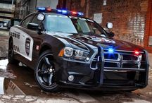 Police Cars trough years.
